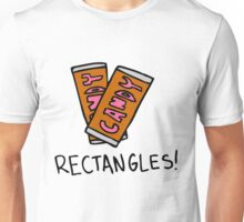Spongebob: Rectangles! Unisex T-Shirt