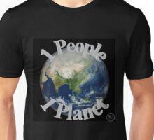 Send a clear message Unisex T-Shirt