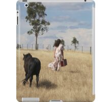 "Zoe Eve "" Shetland Walk"" iPad Case/Skin"