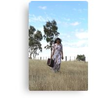 "Zoe Eve ""Country Walk"" Canvas Print"
