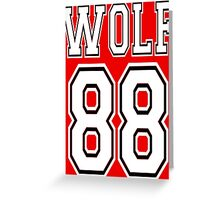 ♥♫WOLF 88-Splendiferous K-Pop EXO Clothing & Cases & Stickers & Bags & Home Decor & Stationary♪♥ Greeting Card