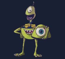Icons Unmasked - Monsters Inc/ Lilo and Stitch Kids Clothes