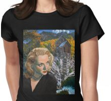 The Fugitive Womens Fitted T-Shirt