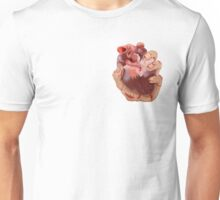 Heart in Hand Unisex T-Shirt