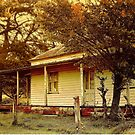 The Old Homestead by wallarooimages