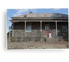 """Zoe Eve """"Farm House"""" Canvas Print"""
