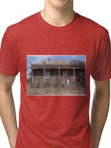 "Zoe Eve ""Farm House"" Tri-blend T-Shirt"