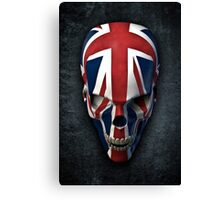 British horror Canvas Print