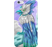 Winter Phoenix iPhone Case/Skin