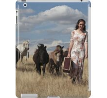 "Zoe Eve ""Lead the way and we will follow"" iPad Case/Skin"