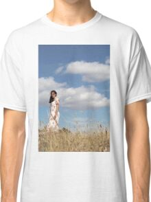 "Zoe Eve ""Summer Clouds"" Classic T-Shirt"