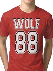 ♥♫WOLF 88-Splendiferous K-Pop EXO Clothing & Cases & Stickers & Bags & Home Decor & Stationary♪♥ Tri-blend T-Shirt