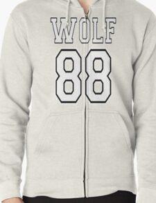 ♥♫WOLF 88-Splendiferous K-Pop EXO Clothing & Cases & Stickers & Bags & Home Decor & Stationary♪♥ Zipped Hoodie