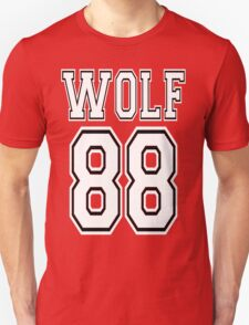 ♥♫WOLF 88-Splendiferous K-Pop EXO Clothing & Cases & Stickers & Bags & Home Decor & Stationary♪♥ Unisex T-Shirt