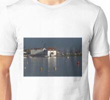 November Light, Woodbridge, Suffolk Unisex T-Shirt