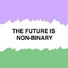 The Future is Non-Binary by AdrienneOrpheus