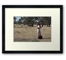 "Zoe Eve ""Capturing the Moment"" Framed Print"