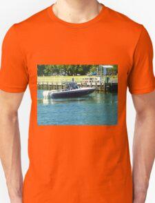 Fantastic Boat approaching Loading Bay - Port Fairy, Vic. AUST. T-Shirt
