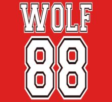 ♥♫WOLF 88-Splendiferous K-Pop EXO Clothing & Cases & Stickers & Bags & Home Decor & Stationary♪♥ Kids Tee