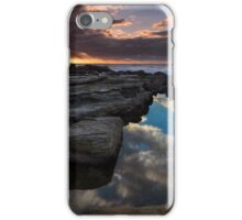 Cloudy Rockpool iPhone Case/Skin