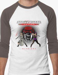 Strike Force Heroes Men's Baseball ¾ T-Shirt