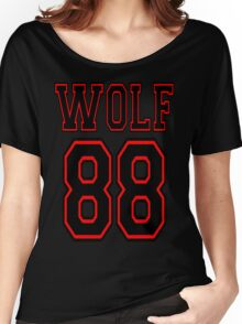 ♥♫WOLF 88-Splendiferous K-Pop Clothing & Phone/iPad/Tablet/Laptop Cases & Stickers & Bags & Home Decor & Stationary♪♥ Women's Relaxed Fit T-Shirt