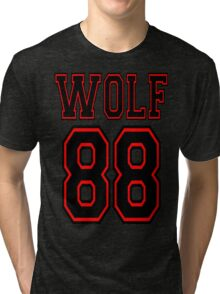♥♫WOLF 88-Splendiferous K-Pop Clothing & Phone/iPad/Tablet/Laptop Cases & Stickers & Bags & Home Decor & Stationary♪♥ Tri-blend T-Shirt