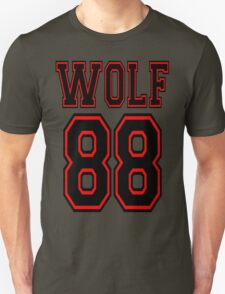 ♥♫WOLF 88-Splendiferous K-Pop Clothing & Phone/iPad/Tablet/Laptop Cases & Stickers & Bags & Home Decor & Stationary♪♥ Unisex T-Shirt