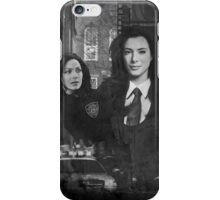 You Can't Write This Stuff - Bering and Wells iPhone Case/Skin