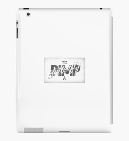 To Pimp A Butterfly Cover iPad Case/Skin