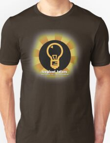 Logical Idiots v4 - The Bulb Redesigned (Shiny) T-Shirt