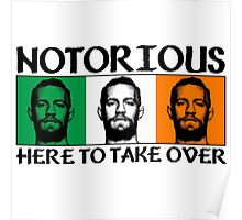 Notorious - Take Over Tri Poster