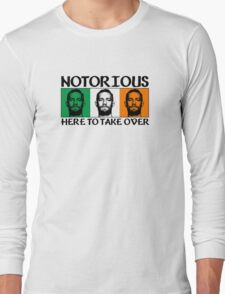 Notorious - Take Over Tri Long Sleeve T-Shirt