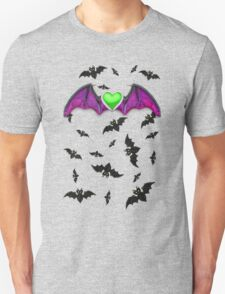 Bat Wings Stuffed Toy T-Shirt