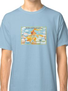 Cod, You Scared the Carp Out of ME! Classic T-Shirt