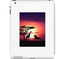 Joraffe & The Unicorn iPad Case/Skin