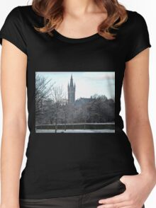 Glasgow University, Scotland Women's Fitted Scoop T-Shirt