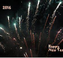 Happy New Year 2016 by ienemien