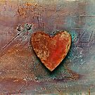 Rusty Heart by artsandsoul