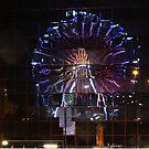 Rainbow Reflected Wheel by CreativeEm
