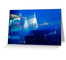 Chrysler Building, New York City (no 1) Greeting Card