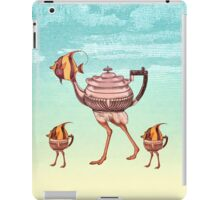 The Teapostrish Family iPad Case/Skin