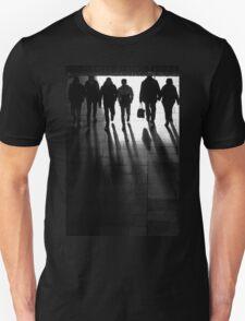 Let's Walk Unisex T-Shirt