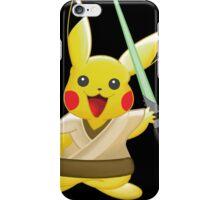 Jedi Chu iPhone Case/Skin