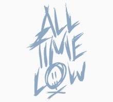All time low band Kids Tee