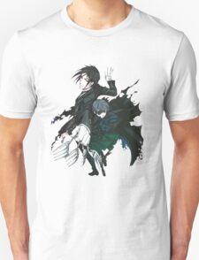Ciel & Sebastian - Black Butler T-Shirt