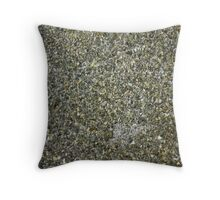 Pebble River Bed Throw Pillow