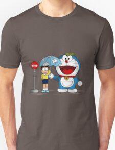 DORAEMON - TOTORO T-Shirt
