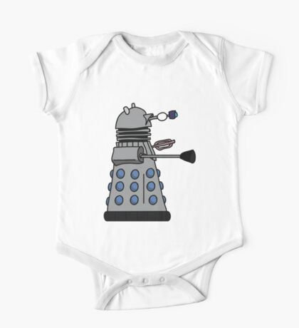 Silly Robot One Piece - Short Sleeve
