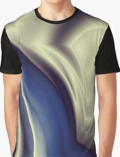 Silent Space Abstract  Graphic T-Shirt